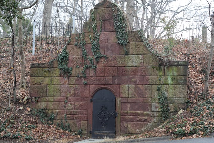 Ivy Hill Cemetery Vault